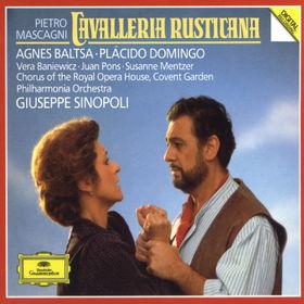 Plácido Domingo, Cavalleria Rusticana, 00028942956827