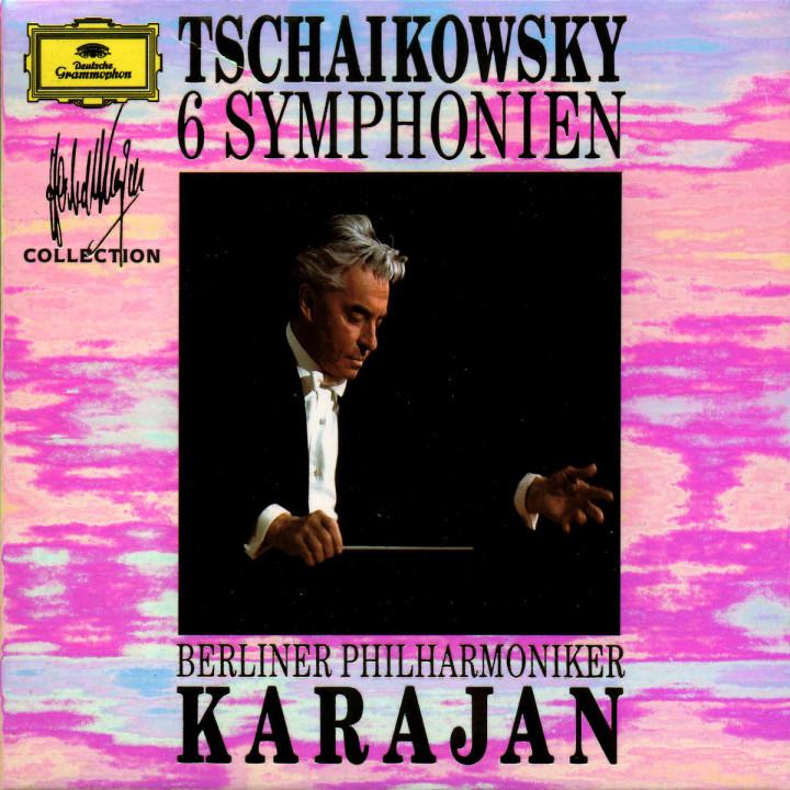 Tchaikovsky: 6 Symphonies 0028942967522