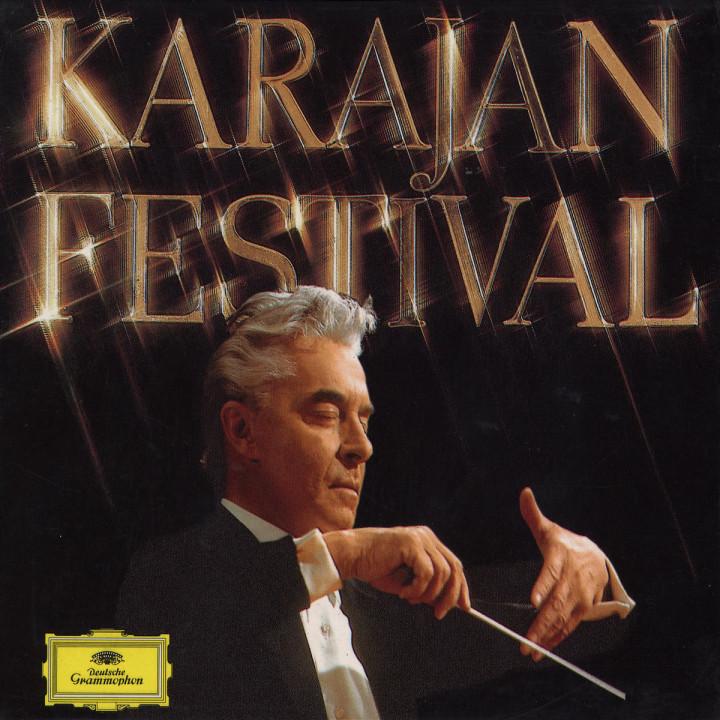 Karajan Festival 0028942943625
