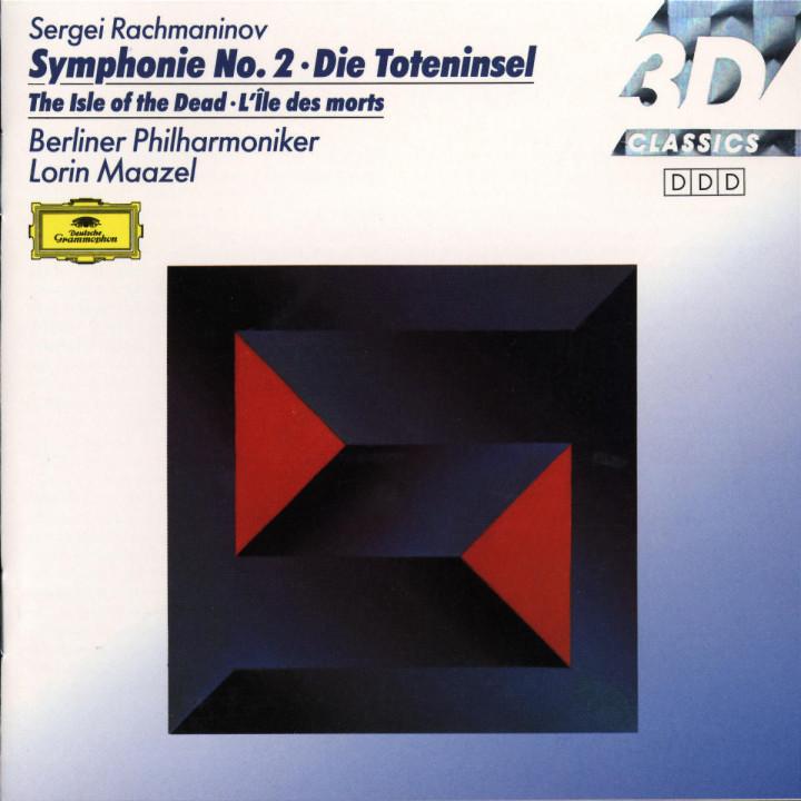 Sinfonie Nr. 2 e-moll op. 27; Die Toteninsel op. 29 0028942949023
