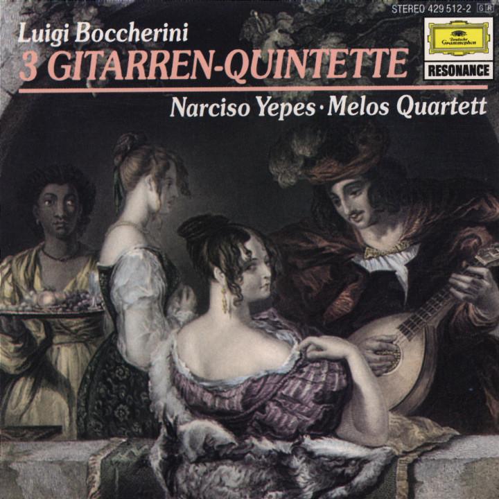 3 Gitarren-Quintette 0028942951224