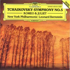 Peter Tschaikowsky, Sinfonie Nr. 5 e-moll; Romeo und Julia; Fantasie-Ouvertüre, 00028942923423