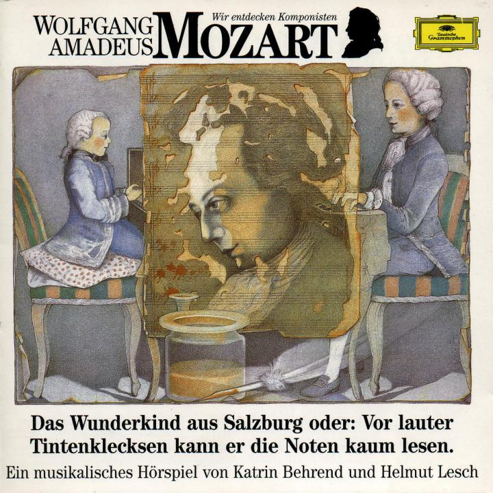 Wir Entdecken Komponisten - Wolfgang Amadeus Mozart 0028942925724