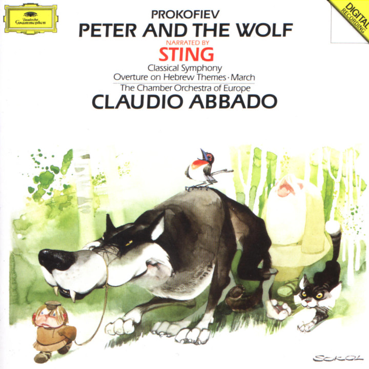 Peter und der Wolf 0028942939628