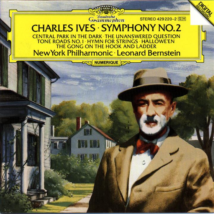 Charles Ives: Symphony No.2 0028942922020