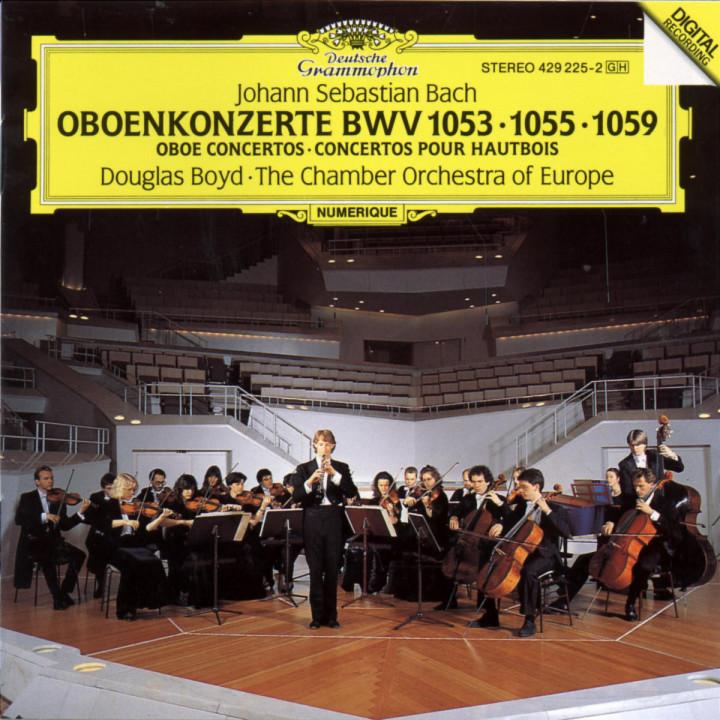 Oboenkonzerte BWV 1053; 1055; 1059 0028942922525