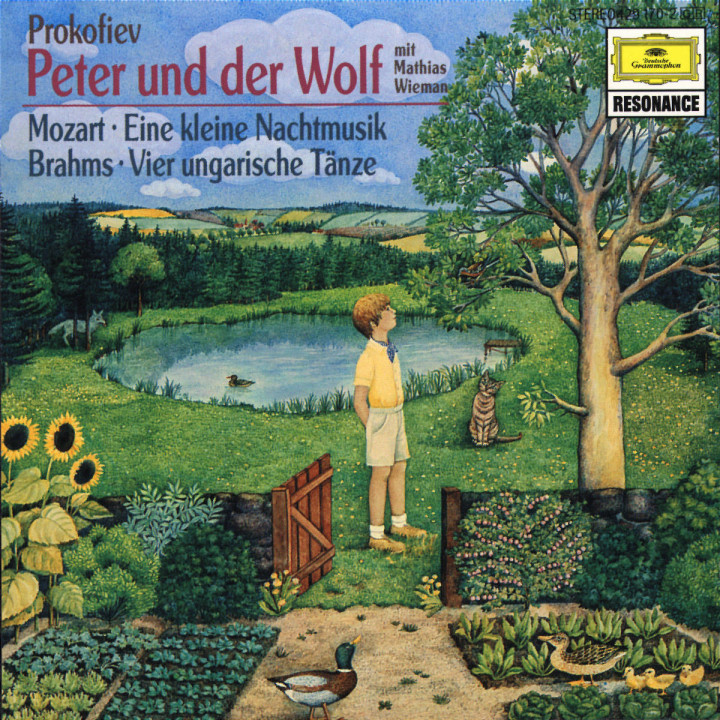 Prokofiev: Peter und der Wolf / Mozart: Eine kleine Nachtmusik / Brahms: Ungarische Tänze 0028942917022