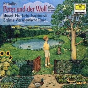 Herbert von Karajan, Prokofiev: Peter und der Wolf / Mozart: Eine kleine Nachtmusik / Brahms: Ungarische Tänze, 00028942917026