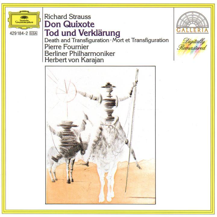 Don Quixote op. 35; Tod und Verklärung op. 24 0028942918425
