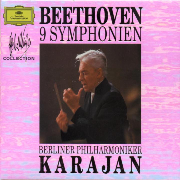 Beethoven: 9 Symphonies · Overtures 0028942908927