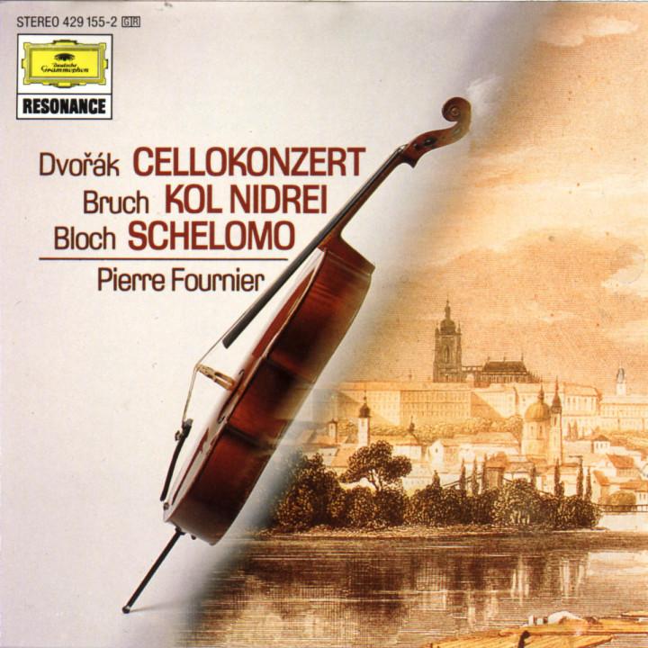 Dvorak: Concerto op.104 / Bloch: Schelomo / Bruch: Kol Nidrei 0028942915525
