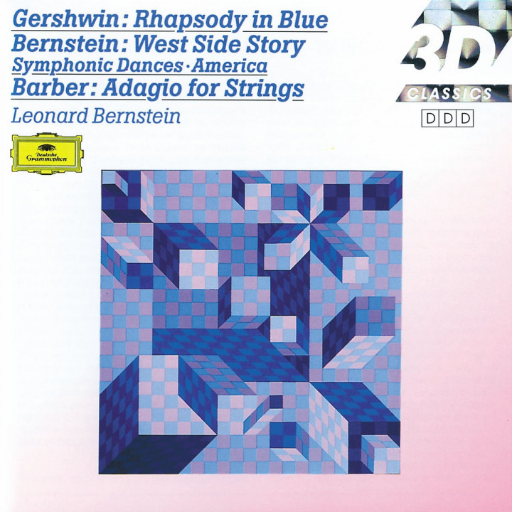 Gershwin: Rhapsody in Blue / Barber: Adagio for Strings; Overture / Bernstein: On the Town 0028942780622