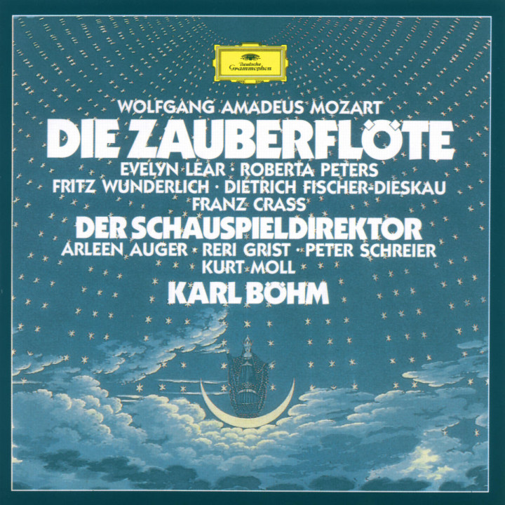Die Zauberflote (The Magic Flute) 0028942788125