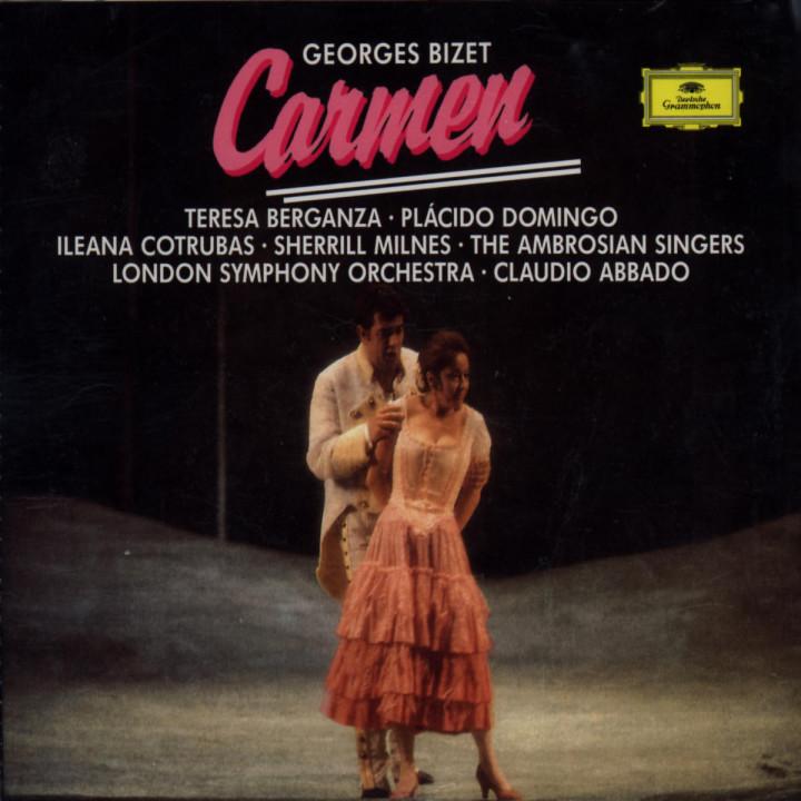 Bizet: Carmen 0028942788527