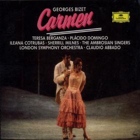 Plácido Domingo, Carmen, 00028942788527