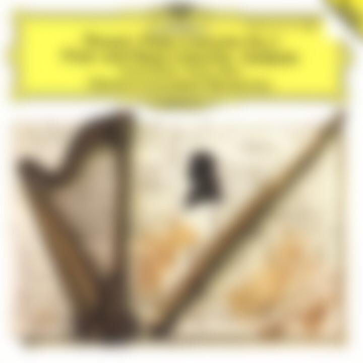 Flötenkonzert Nr. 1; Konzert für Flöte und Harfe 0028942767726