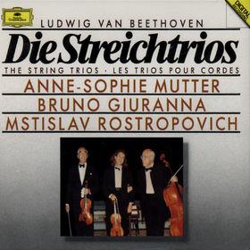 Ludwig van Beethoven, Die Streichtrios, 00028942768727