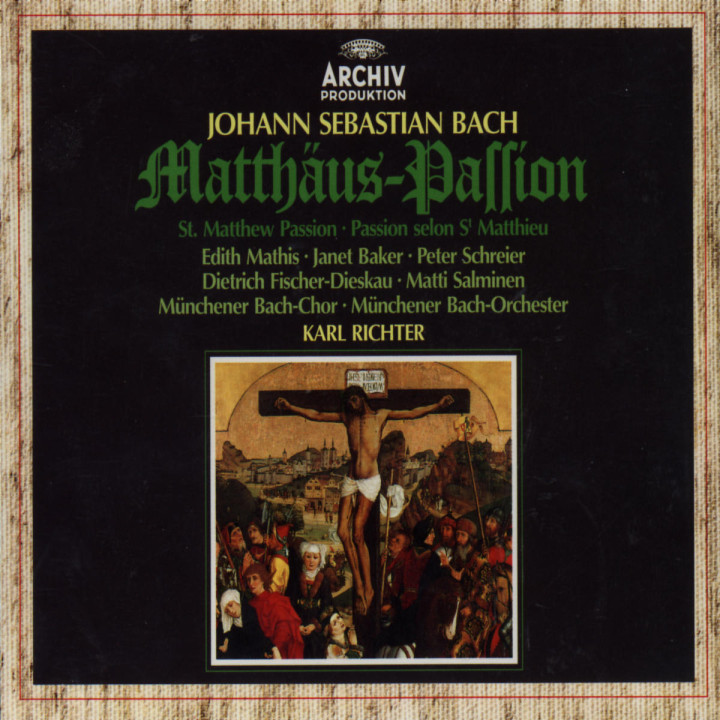 Matthäus-Passion 0028942770423