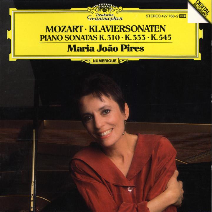 Mozart: Piano Sonatas K.310, K.333 & K.545 0028942776821