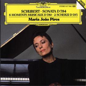 Franz Schubert, Klaviersonate Nr. 15 a-moll D 784, Moments Musicaux D 780, Scherzi D 593, 00028942776920