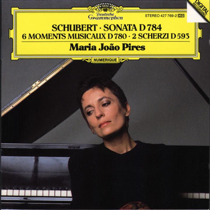 Klaviersonate Nr. 15 a-moll D 784; Moments Musicaux D 780; Scherzi D 593 0028942776924