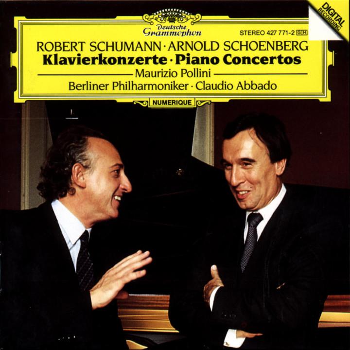 Klavierkonzert op. 42; Klavierkonzert a-moll op. 54 0028942777121