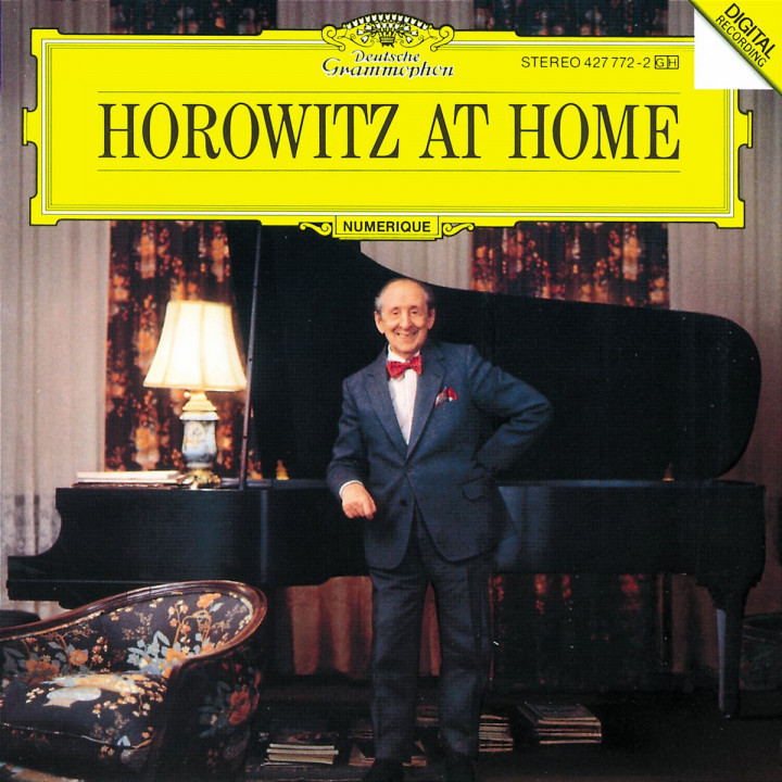 Horowitz At Home 0028942777224