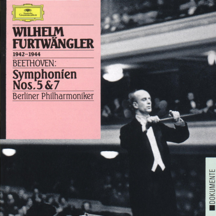 Beethoven: Symphonies Nos.5 & 7 0028942777523