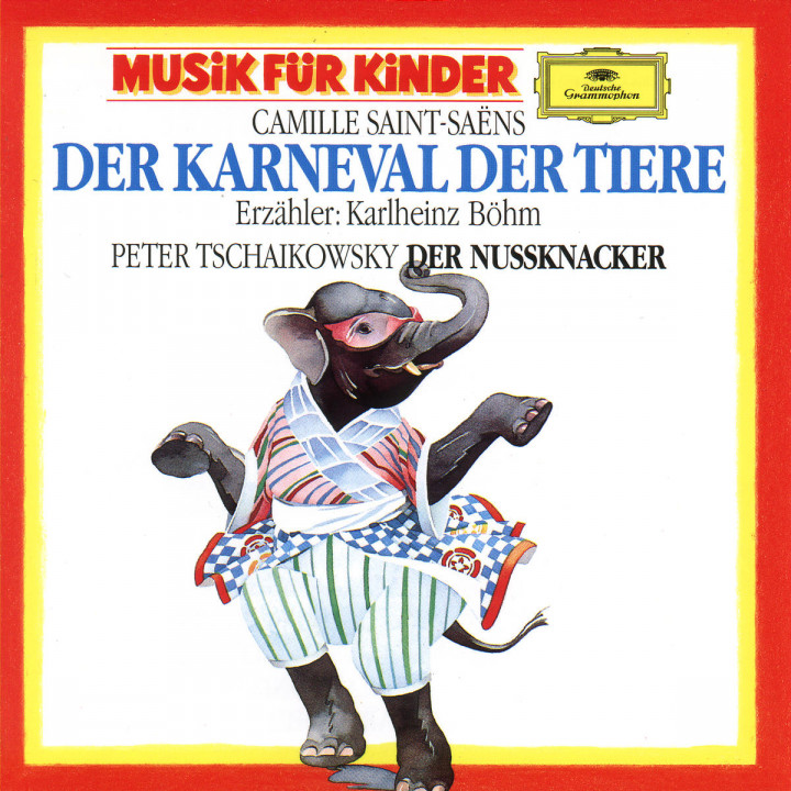 Saint-Saëns: The Carnival of the Animals 0028942779628