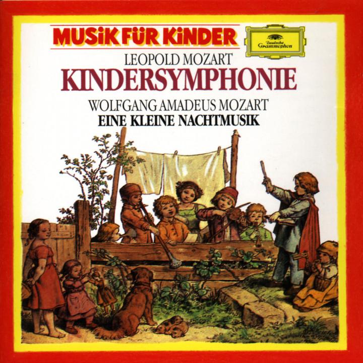 Mozart, L.: Kindersymphonie 0028942779927