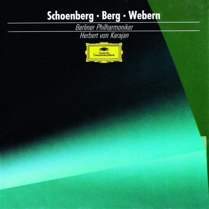 Schoenberg: Pelleas and Melisande / Berg: Three Pieces for Orchestra / Webern: Passacaglia 0028942742426