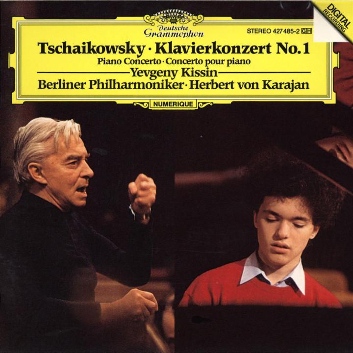 Tchaikovsky: Piano Concerto No.1 0028942748525