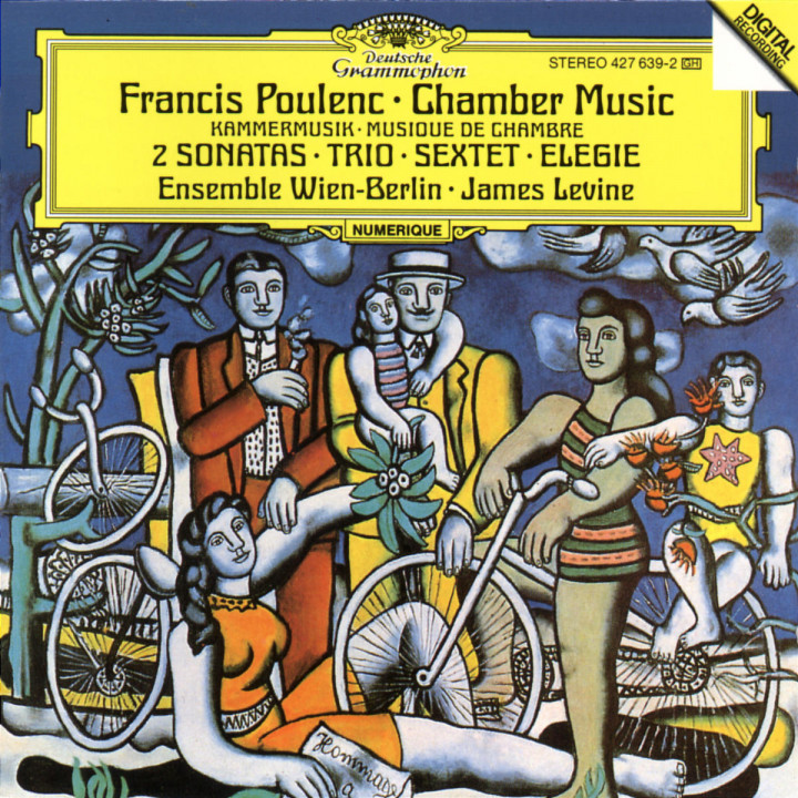 2 Sonaten; Trio; Sextett; Elegie 0028942763928