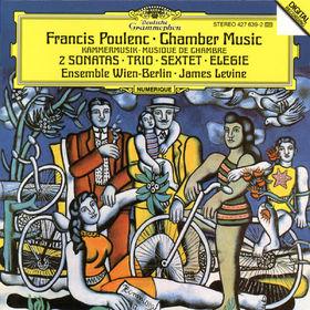 Francis Poulenc, 2 Sonaten, Trio, Sextett, Elegie, 00028942763920