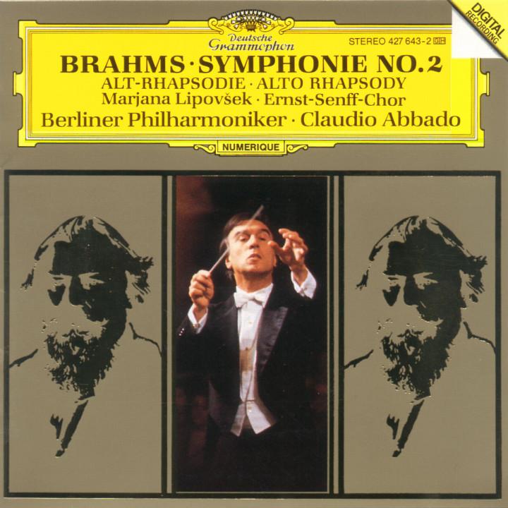 Brahms: Symphony No.2; Alto Rhapsody 0028942764321
