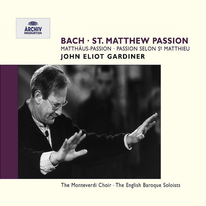 Bach, J.S.: St. Matthew Passion, BWV 244 0028942764826