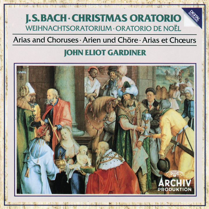 Bach, J.S.: Christmas Oratorio - Arias and Choruses 0028942765322
