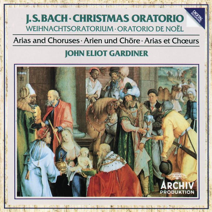 Bach, J.S.: Christmas Oratorio - Arias and Choruses 0028942765322