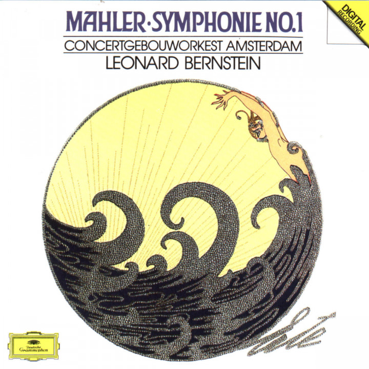 "Mahler: Symphony No.1 in D ""The Titan"" 0028942730328"