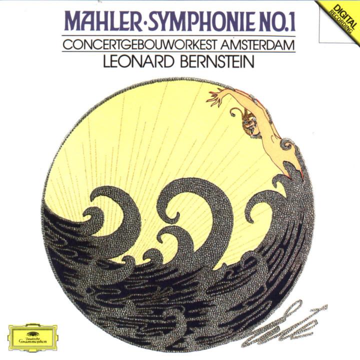 """Mahler: Symphony No.1 in D """"The Titan"""" 0028942730328"""