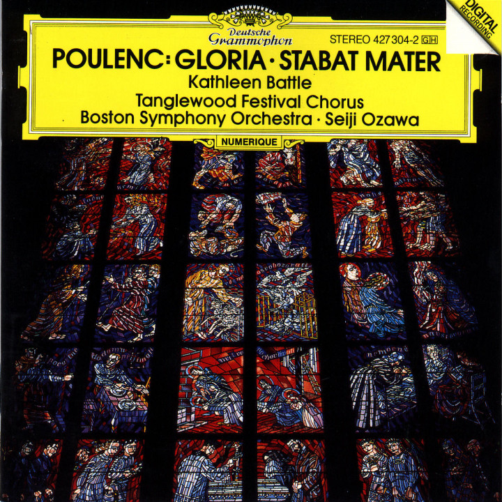 Gloria; Stabat Mater 0028942730421