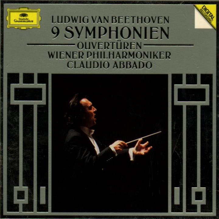 Beethoven: 9 Symphonies; Overtures 0028942730627