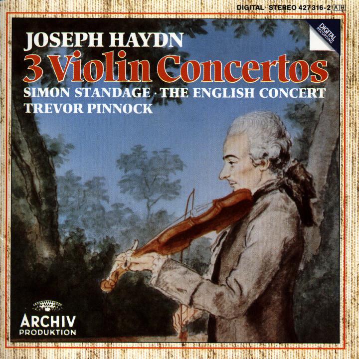 3 Violinkonzerte 0028942731628
