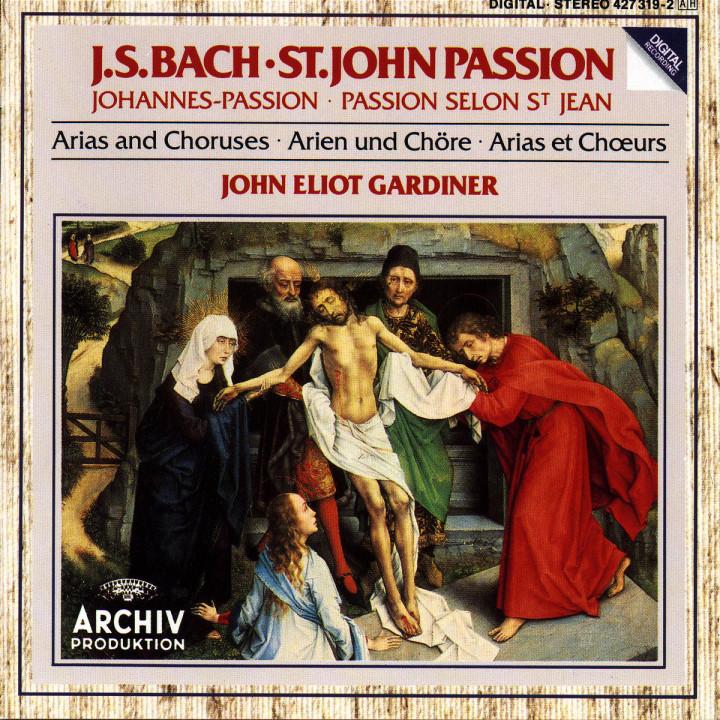 Johannes-Passion BWV 245 - Arien und Chöre 0028942731927