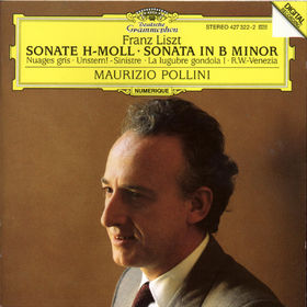 Franz Liszt, Klaviersonate h-moll, Späte Klavierwerke, 00028942732223