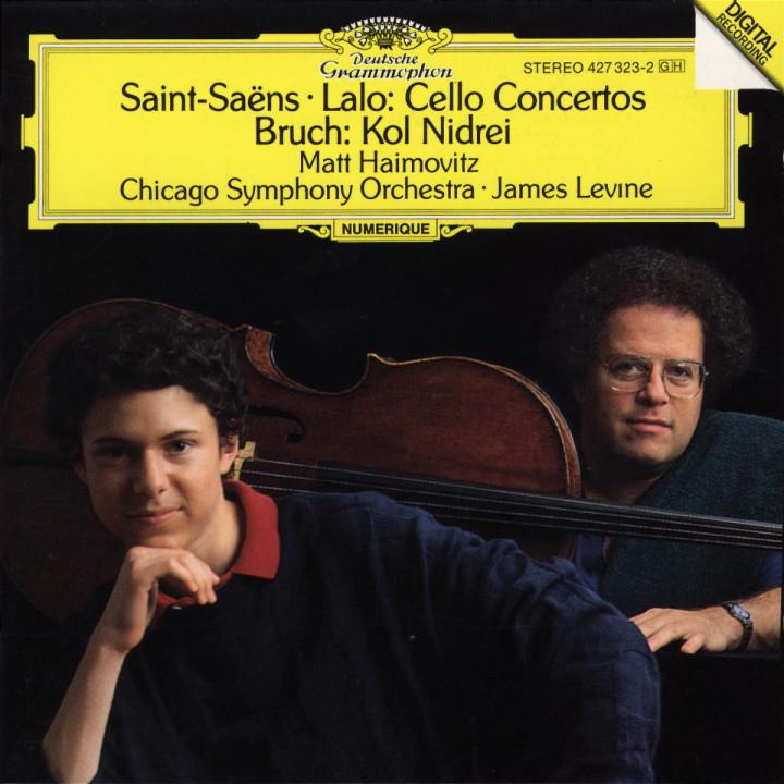 Saint-Saens: Cello Concerto / Lalo: Cello Concerto / Bruch: Kol Nidrei 0028942732320