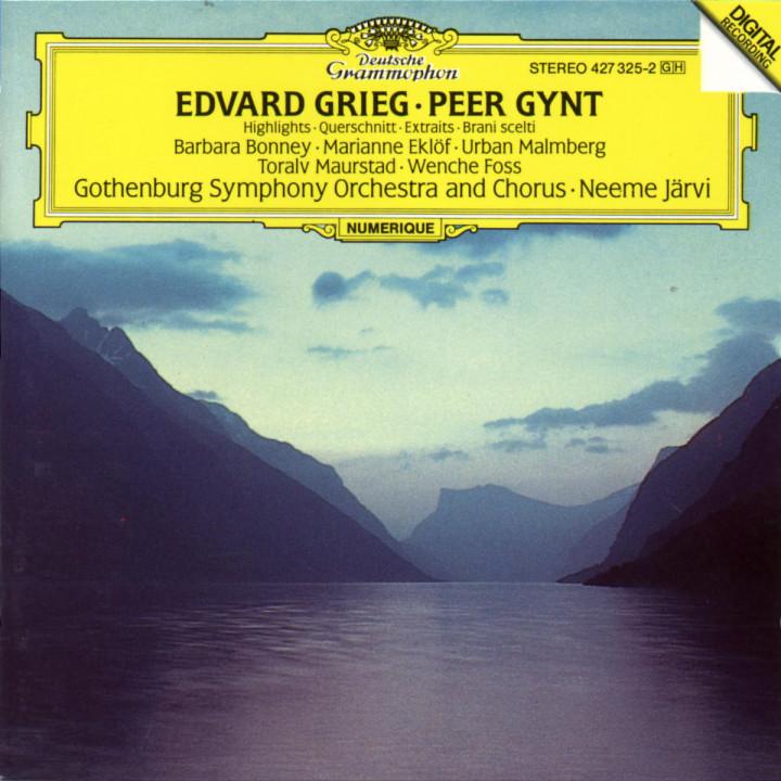 Grieg: Peer Gynt Op.23 0028942732526