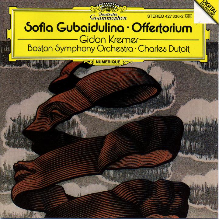 Gubaidulina: Offertorium 0028942733620