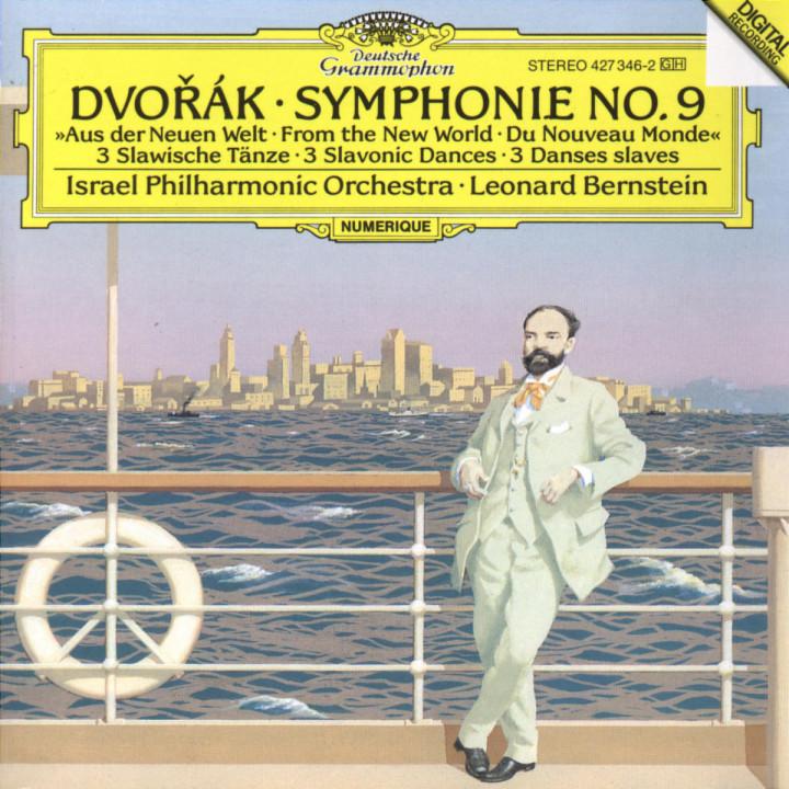 """Sinfonie Nr. 9 e-moll op. 95 """"Aus der neuen Welt""""; 3 Slawische Tänze 0028942734621"""