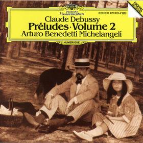 Claude Debussy, Préludes (2. Buch), 00028942739123